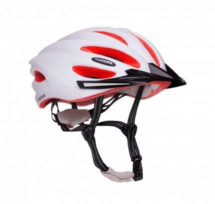 HUDORA Шлем бело-оранжевый M (56 -60) (84160)