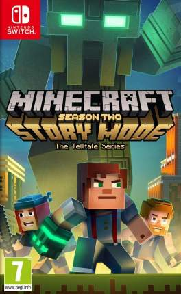Игра Minecraft: Story Mode - Season Two для Nintendo Switch