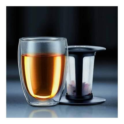Термобокал с фильтром Bodum Tea For One, 0,35л, K11153-01
