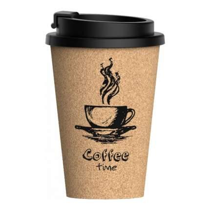Термокружка дорожная Walmer Corky Coffee, 0,35л, W24350003