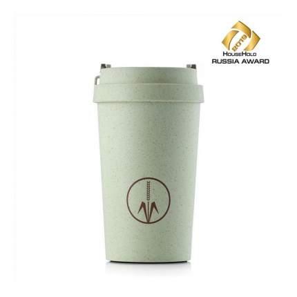 Термокружка дорожная Walmer Eco Cup, 0,4л, W24201805