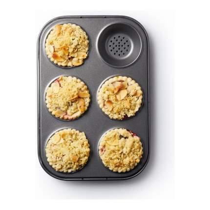 Форма для выпечки на 6 ячеек Kitchen Craft Masterclass, KCMCCB59