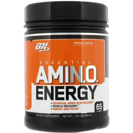 Essential Amino Energy Optimum Nutrition, 585 г, orange