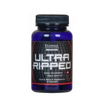 Жиросжигатель Ultimate Nutrition Ultra Ripped, 2 капсулы