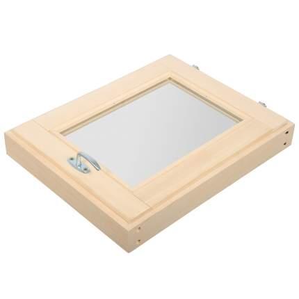Стеклопакет в парную 0,4Вх0,5Ш м (Банные Штучки)