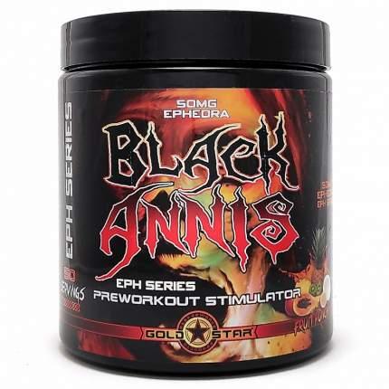 GoldStar Black Annis Eph Series 300 г (вкус: фруктовый пунш)