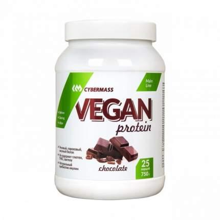 CyberMass Vegan Protein 750 г (вкус: шоколад)