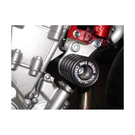 Слайдеры BikeDesign CPKA-014-B для мотоциклов KAWASAKI ER-6n '06-08