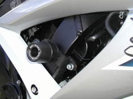 Слайдеры BikeDesign CPKA-023-B для мотоциклов KAWASAKI ER-6f '09-11