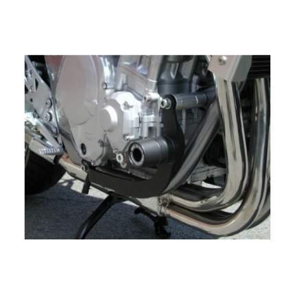 Комплект слайдеров, без резки пластика Bike Design для SUZUKI - GSF 650 BANDIT 07 - Черные