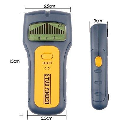 Детектор скрытой проводки Multi Stud Finder