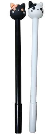 """Ручка шариковая """"Кот"""" синие чернила, на масляной основе, 0.8 мм CENTRUM"""
