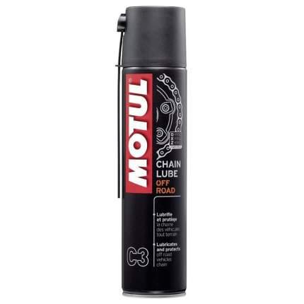Смазка для цепей Motul 102982 полусинтетическая 400 мл