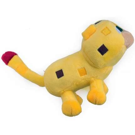 Плюшевый Детёныш оцелота из Майнкрафт, 18 см Lele
