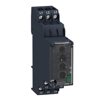 SE Реле контроля чередования, обрыва фаз, пониж./повыш.напряжение