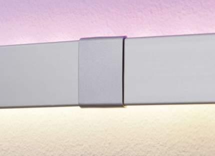 Накладка на стык FN Duo Profil Cover 4er Pack Alu matt 70270