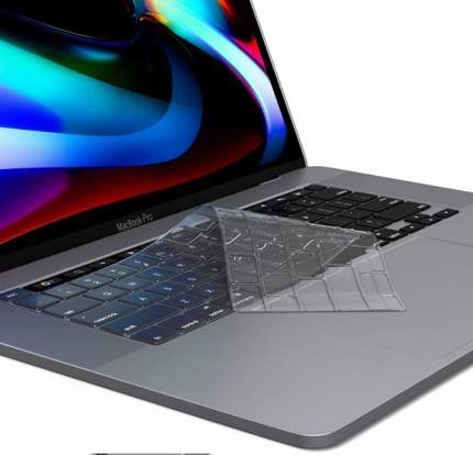 Накладка на клавиатуру i-Blason Keyboard Protector для MacBook Pro 16'' 2020 (US) (Clear)