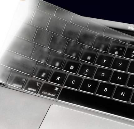 Накладка на клавиатуру i-Blason Keyboard Protector для MacBook Air 13'' 2020 (US) (Clear)