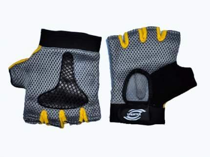 Велоперчатки Sprinter 8666, серый, L