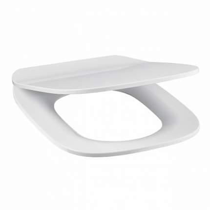 Крышка-сиденье для напольного унитаза Roca Debba Slim 8019D2003, микролифт