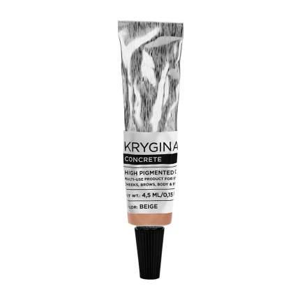 Кремовый пигмент Krygina Cosmetics Concrete Beige