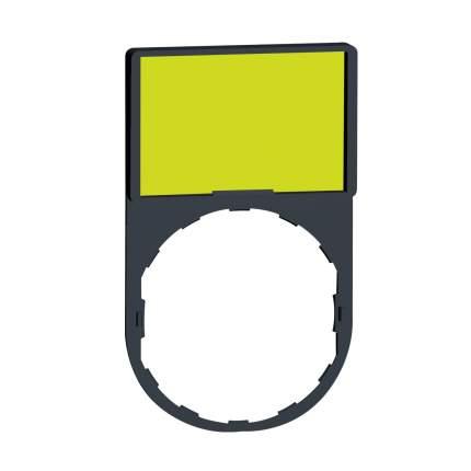 Держател с маркировкой SE для кнопок и переключателей XB4, ХВ5