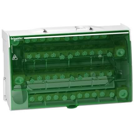 SE Acti 9 Блок распределительный винтовой 4P 160А 48 отверстий