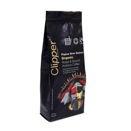 Кофе молотый Clipper Папуа Новая-Гвинея арабика органик 227 г