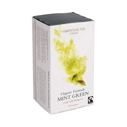Чай зеленый с мятой Hampstead 25*2 г