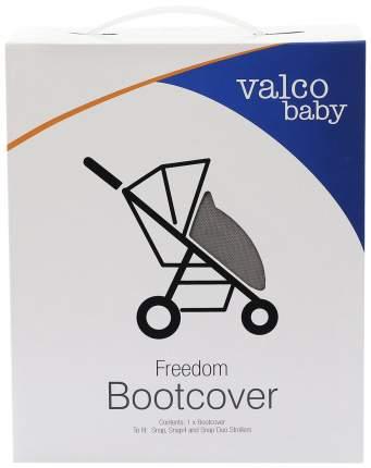 Накидка на ножки Valco Baby Boot Cover Snap & Snap 4 & Snap Duo/Dove Grey