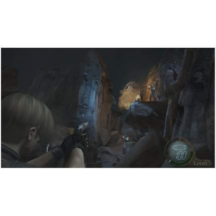 Игра Resident Evil 4 для PlayStation 4