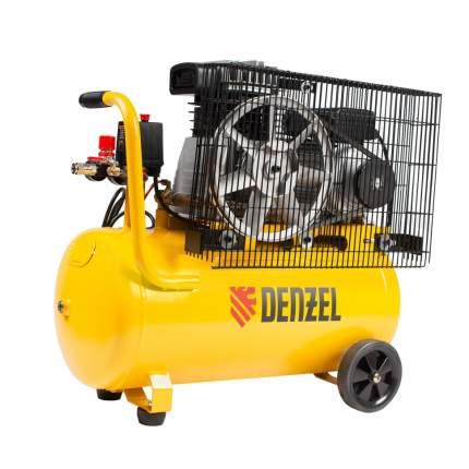 Ременный компрессор DENZEL 58113