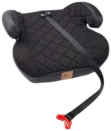 Бустер Happy Baby Rider jet black