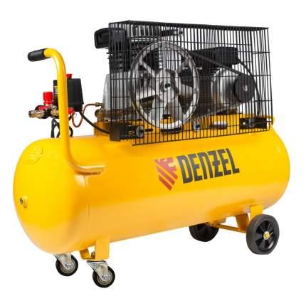 Ременный компрессор DENZEL 58114