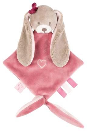 Игрушка мягкая Nattou Doudou Nina, Jade & Lili Кролик