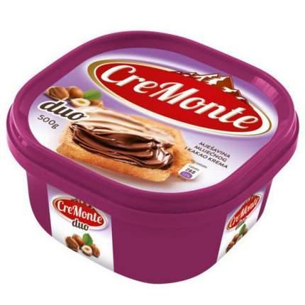 """Паста молочно-ореховая CreMonte """"Duo"""", с добавлением какао, 500 г"""