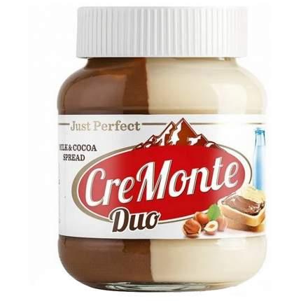 """Паста молочно-ореховая CreMonte """"Duo"""", с добавлением какао, 400 г"""