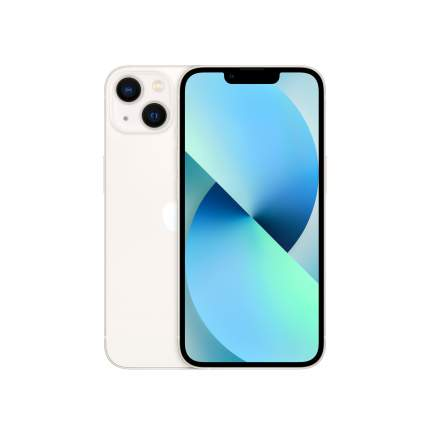 Смартфон Apple iPhone 13 mini 128GB Starlight (MLLW3RU/A)