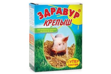 Витаминный комплекс для свиней Ваше хозяйство Здравур Крепыш, 250 г