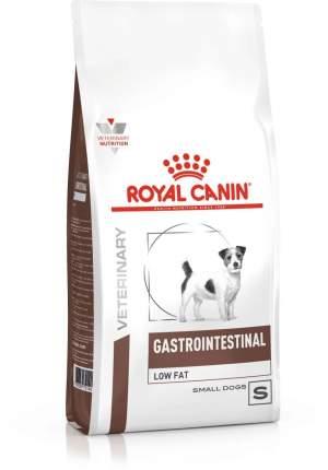 Сухой корм для собак ROYAL CANIN Gastrointestinal Low Fat, домашняя птица, 3кг