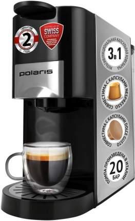 Кофемашина капсульного типа Polaris PCM 2020 3-in-1 Black
