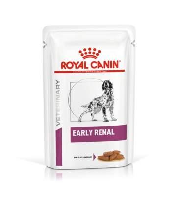 Влажный корм для собак ROYAL CANIN Early Renal , курица, свинина, 100г, 12шт