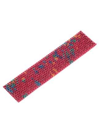 Аппликатор Ляпко коврик Спутник плюс шаг игл 6,2 мм 59х235 мм красный