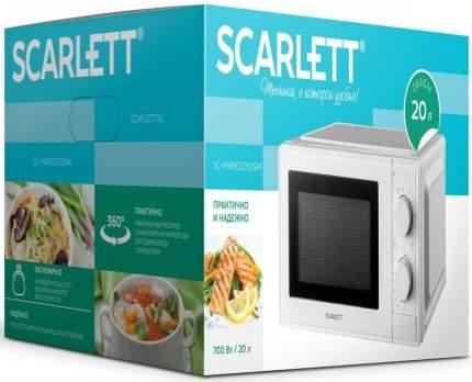 Микроволновая печь Scarlett SC-MW9020S09M White/Black