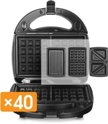 Сэндвич-тостер REDMOND RMB-611 Black