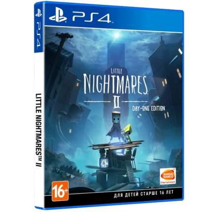 Игра Little Nightmares II. Издание 1-го дня для PlayStation 4