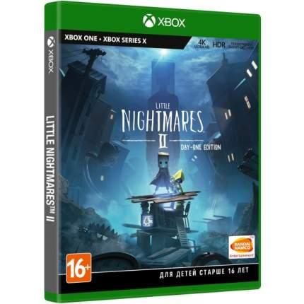 Игра Little Nightmares II. Издание 1-го для Xbox One