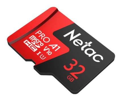 Карта памяти Netac P500 Extreme Pro microSD 32GB (NT02P500PRO-032G-S)