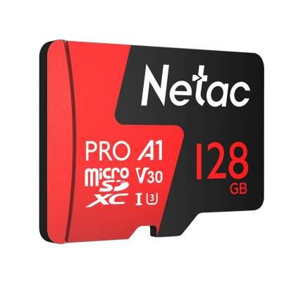 Карта памяти Netac P500 Extreme Pro microSD 128GB (NT02P500PRO-128G-S)