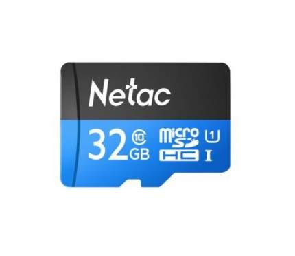 Карта памяти Netac P500 microSDHC 32GB (NT02P500STN-032G-R)